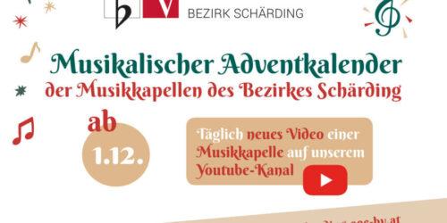 Musikalischer Adventkalender